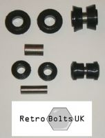 Anti Tramp Bar - Black Polyurethane Bush Set - MK1 ESCORT